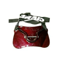 DOLPHIN BELT WITH GIMBAL RED MATT 96099 - DOLPHIN_BELT_RED