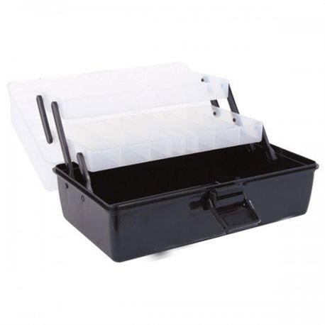 TRAY TACKLE BOX 1 WHITE P609010001 PROHUNTER - CAJA_DE_PESCA_WHITE