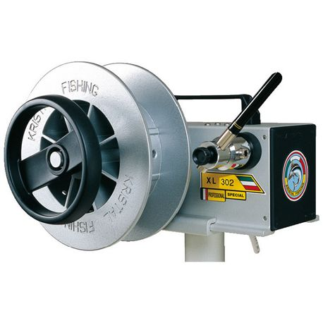 CARRETE ELÉCTRICO KRISTAL FISHING XL 302 PROF.CAN. - XL_302_SPECIAL_PROFESSIONAL