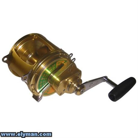 CARRETE EVEROL TWO SPEED 9/0 TS W 80LBS - EVEROL_TWO_SPEED