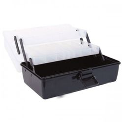 TRAY TACKLE BOX 2 WHITE P609020001 PROHUNTER