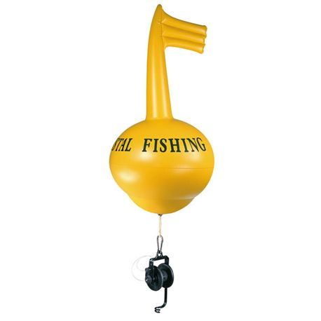 BOYA INFLABLE KRISTAL FISHING G/SR - G_SR