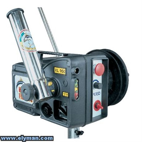 CARRETE ELÉCTRICO KRISTAL FISHING XL 750 DIGITAL - KF_XL750